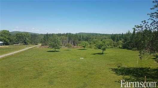 Stunning Private Property for Sale, Kirkland, New Brunswick