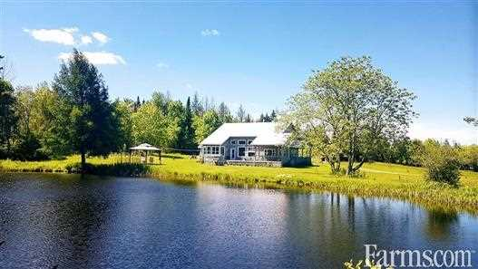 Stunning Private Property for Sale, Kirkland, New Brunswick