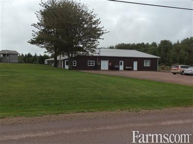 Abattoir for Sale, Trois Ruisseaux, New Brunswick