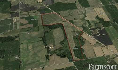 149 Acre Parcel - Oxford County for Sale, Otterville, Ontario