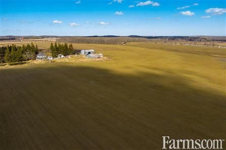 Wellington County Land for Sale, West Luther, Ontario