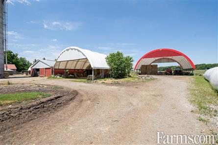 Ongoing Dairy Operation - Norfolk County for Sale, Waterford, Ontario