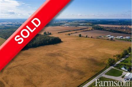 195 Acre Cash Crop - Norwich County for Sale, Windham Centre, Ontario