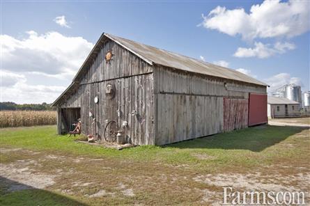 97 Acre Ongoing Dairy - Renfrew County for Sale, Cobden, Ontario