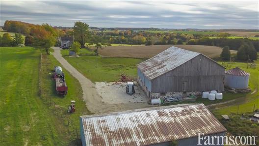 101 Acre Cash Crop - Wellington County for Sale, Mount Forest, Ontario