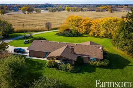 99 Acre Cash Crop/Hog - Oxford County for Sale, Drumbo, Ontario