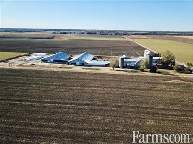 460 Acre Dairy Farm - Timiskaming County for Sale, Earlton, Ontario