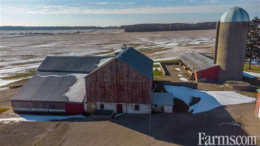 209 Acres - Kintore /Embro for Sale, Kintore, Ontario
