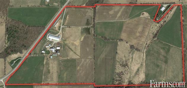 172 ACRE DAIRY FARM- KEENE ONT. for Sale, KEENE, Ontario