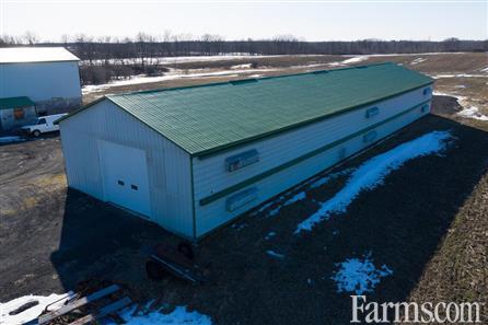 104 ACRE FARM- CALEDONIA ONT for Sale, CALEDONIA, Ontario