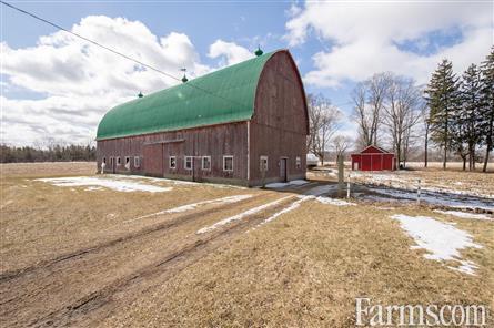 159 ACRE CASH CROP- SIMCOE ONTARIO for Sale, Simcoe, Ontario
