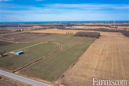 124 Acres Huron Silt Loam - Goderich for Sale, Goderich, Ontario