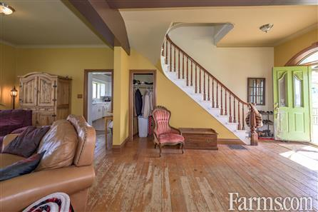 100 Acres 2 homes, Barn & 80+ Workable! for Sale, St. Marys, Ontario