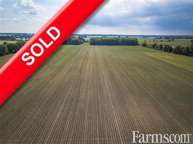 45 Acres - Chatham-Kent for Sale, Dresden, Ontario
