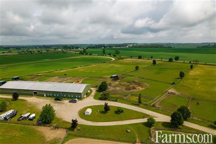 98.5 Acres along 401 Ingersoll ON for Sale, Ingersoll, Ontario