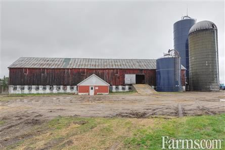 60.33 Acre Dairy operation for Sale, Midhurst, Ontario