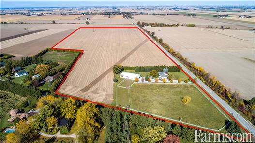 SOLD 54 Acre Horse Farm UNDER CONTRACT for Sale, Pain Court, Ontario