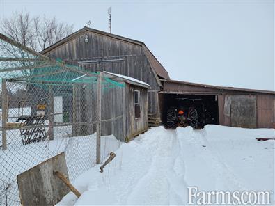 SOLD - 25 acre Hobby Farm for Sale, Thamesville, Ontario