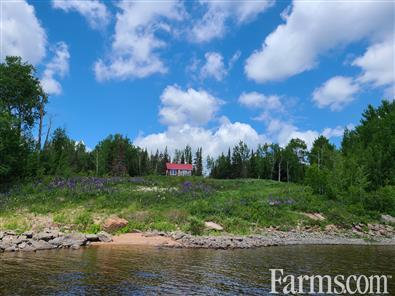 SOLD - 4.36 acre Lakefront Property for Sale, Swastika, Ontario