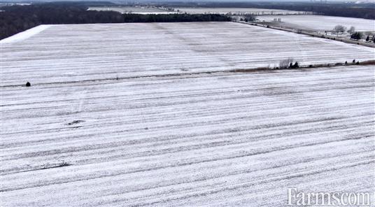 UNDER CONTRACT - 151 Acres cash crop in Lambton for Sale, Sombra, Ontario