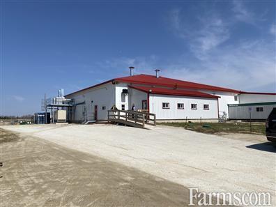 UNDER CONTRACT - Modern Poultry Abattoir/Cash Crop Farm for Sale, Southgate, Ontario