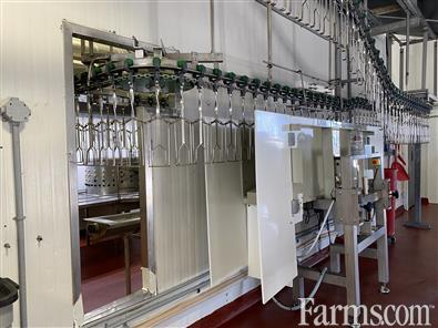 UNDER CONTRACT - Modern Poultry Abattoir/Cash Crop Farm for Sale, Southgate, Ontario