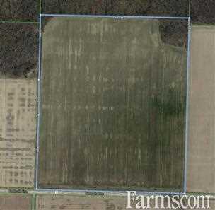SOLD Lambton Bare Land for Sale, Sombra, Ontario
