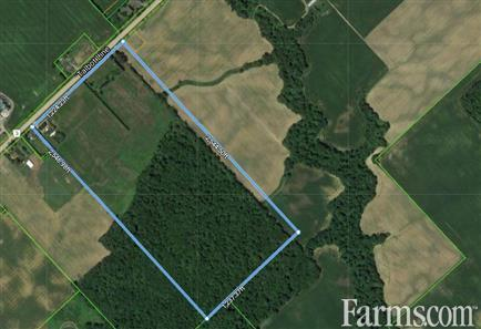 SOLD Blueberry farm for Sale, West Elgin, Ontario