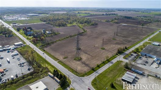 SOLD - Development land within Urban Growth Boundary for Sale, London, Ontario