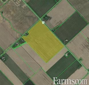 SOLD 358 acres cash crop for Sale, Merlin, Ontario