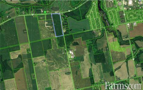 UNDER CONTRACT - 37 acres of bare land for Sale, Dorchester, Ontario