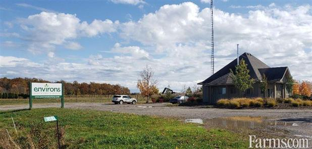 Wholesale Nursery Business Now Selling - Norfolk County for Sale, St Williams, Ontario