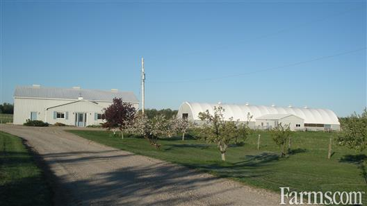 250 acres in Bruce County for Sale, Kincardine, Ontario