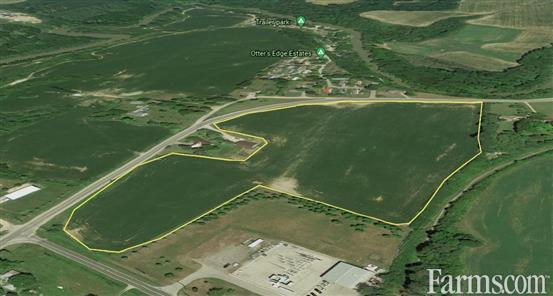 21 acres bare land Elgin County for Sale, Bayham, Ontario