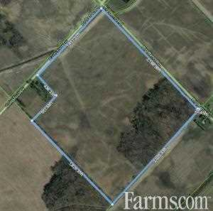 SOLD Bare Land for Sale, SW Middlesex, Ontario