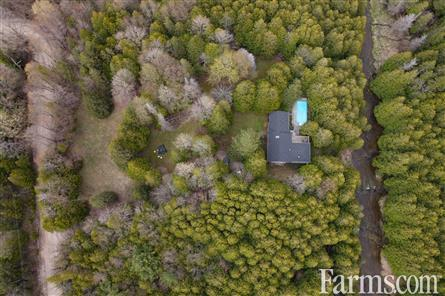 46.20 Acre Natural Oasis in Melancthon for Sale, Melancthon, Ontario