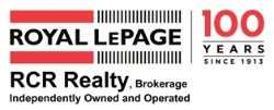 Royal LePage RCR Realty - Ontario