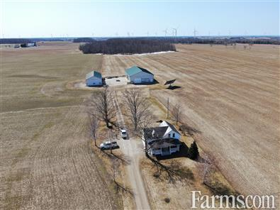 153 acres in Lucknow, ON for Sale, Ashfield-Colborne-Wawanosh, Ontario