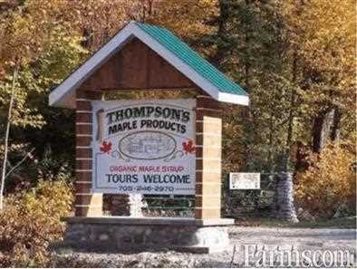 Turnkey 171 Acre Maple Syrup Farm for Sale, ST. Joseph Island, Ontario