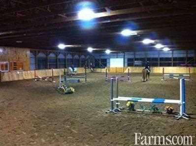 Dutch masters indoor arena. 64 Acres, Erin for Sale, Erin, Ontario