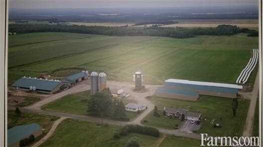 Thornloe, ON. Dairy Farm 341.5 Acres for Sale, Thornloe, Ontario