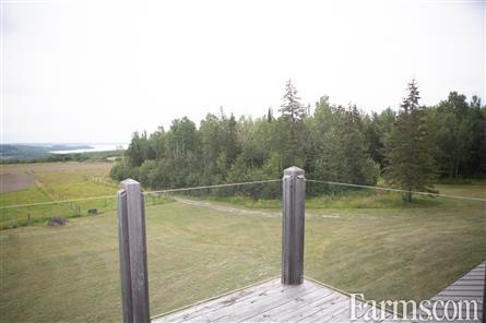 Farm near New Liskeard overlooking Sutton Bay for Sale, New Liskeard, Ontario