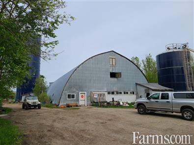 Dairy Farm for Sale, Stratton, Ontario