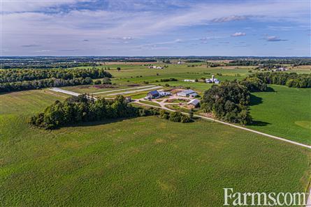 650 Acre Dairy Farm for Sale, Shawville, Quebec