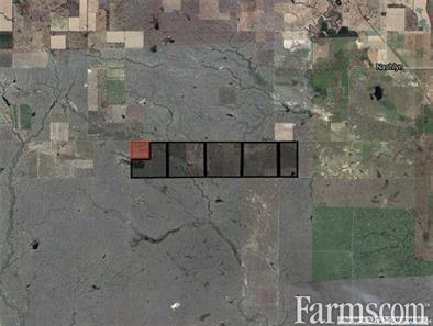 Ranch/Pasture Land for Sale, Reno, Saskatchewan