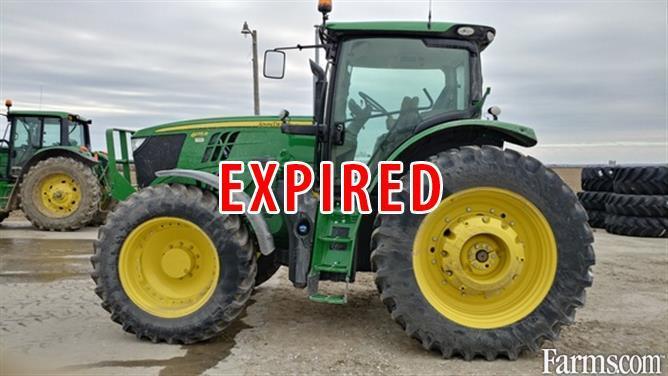 John Deere 2016 6175R Other Tractors