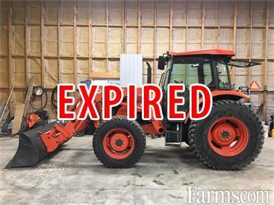 Kubota Loader Tractor M8560