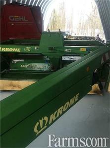Krone Easy Cut 3200 discbine
