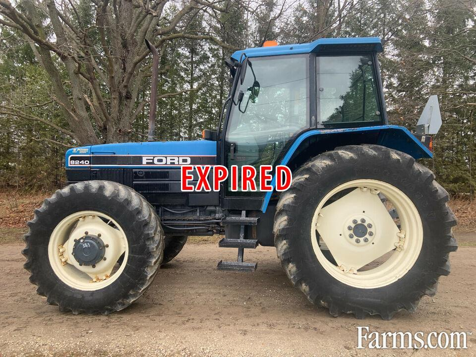 Ford 8240 Tractor