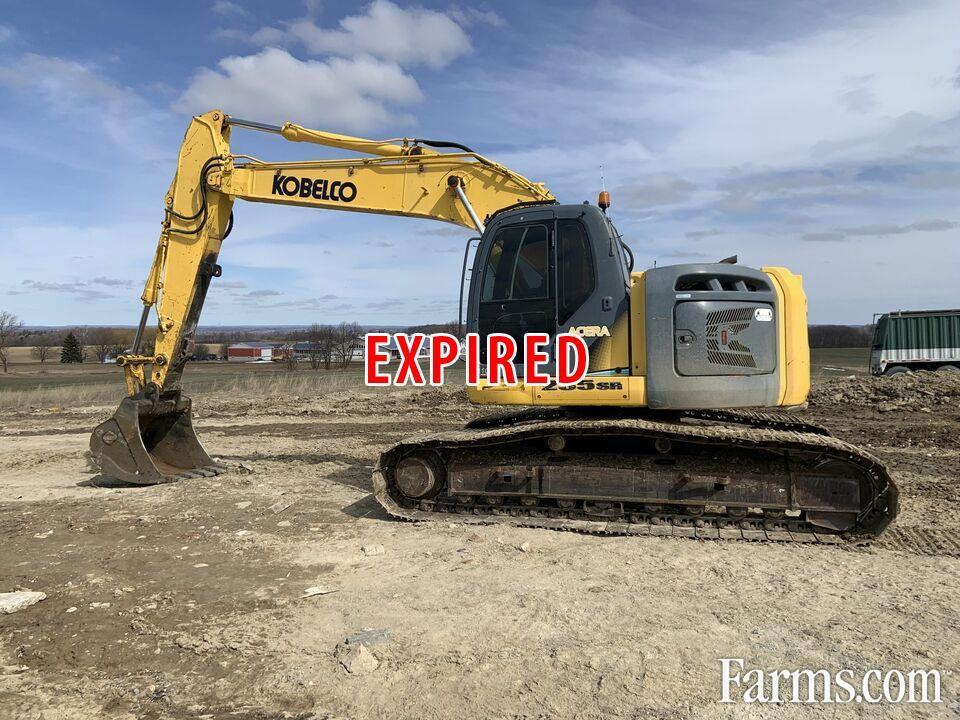 27 Ton Kobelco Excavator